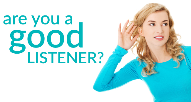 Are You Good at Listening? Take the Quiz!