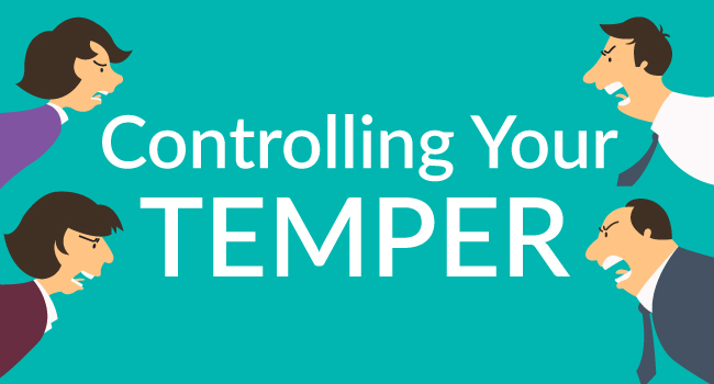 Controlling Your Temper and Keeping it Professional in the Dental Office