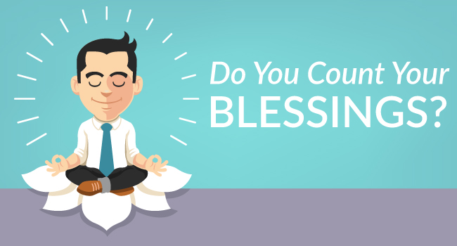 Do You Count Your Blessings?