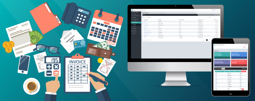 <strong>ORGANIZE YOUR ACCOUNTS PAYABLE & STOP STRESSING OVER BILLS</strong>
